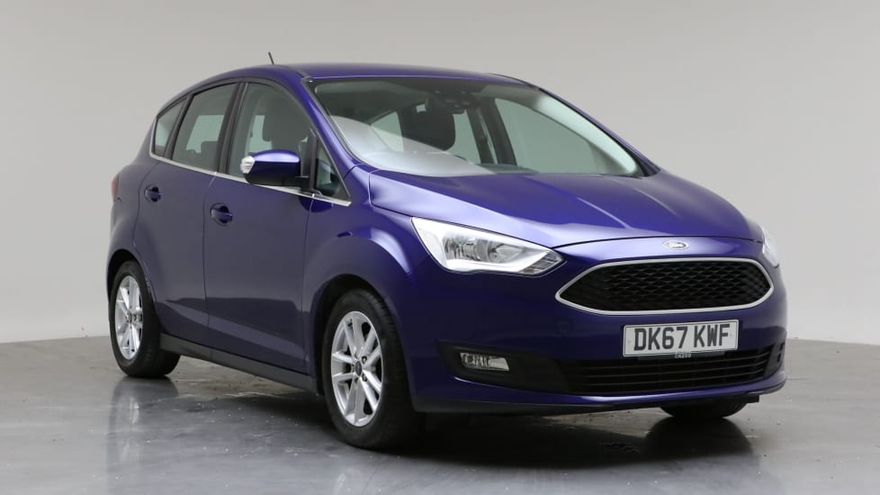 2018 Used Ford C-Max 1.6L Zetec Ti-VCT
