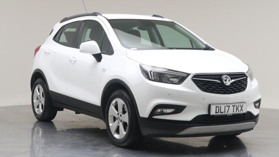 2017 Used Vauxhall Mokka X 1.6L Active ecoFLEX CDTi