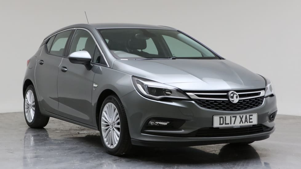 2017 Used Vauxhall Astra 1.4L Elite i Turbo