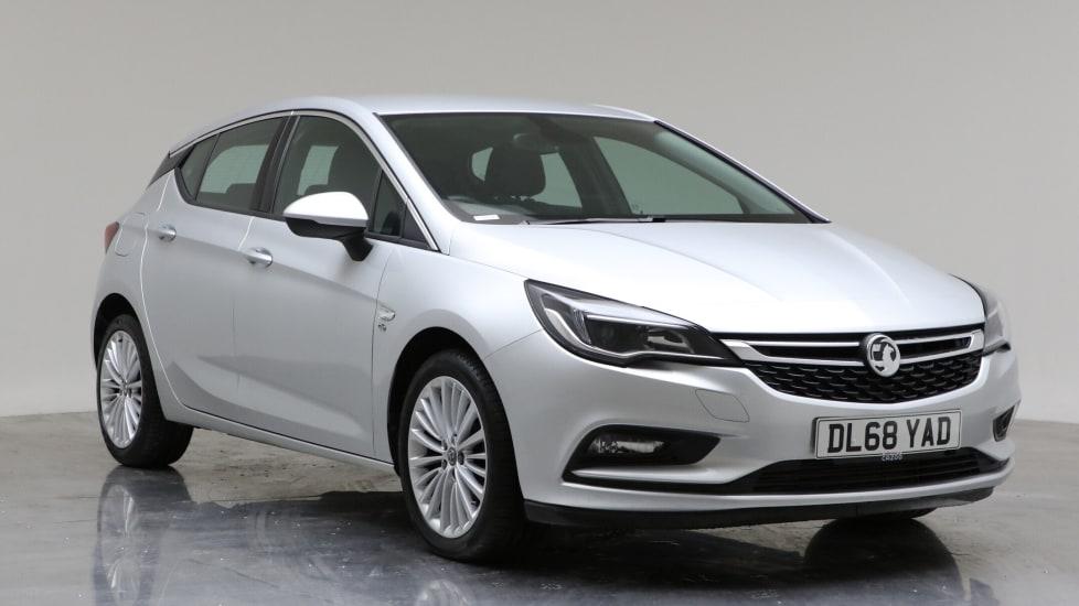 2018 Used Vauxhall Astra 1L Elite Nav ecoTEC i Turbo