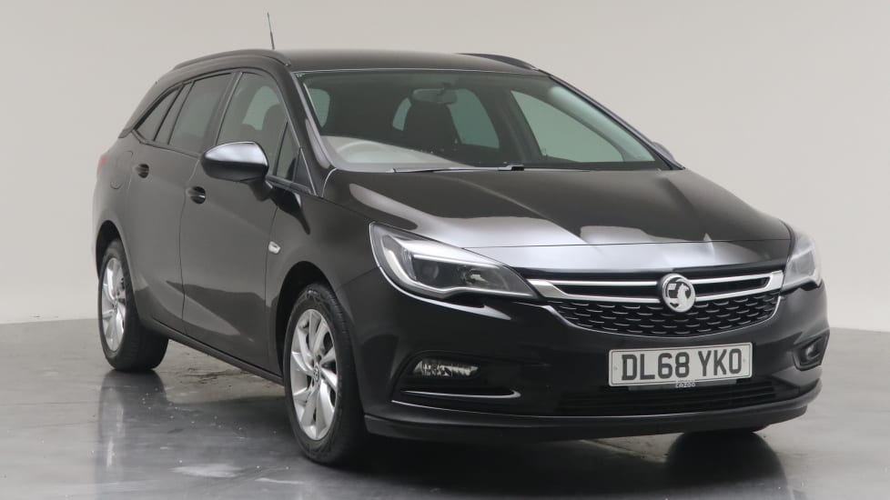 2018 Used Vauxhall Astra 1.4L Tech Line Nav i Turbo