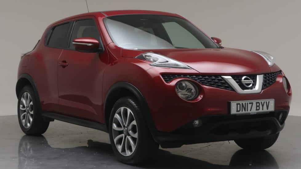 2017 Used Nissan Juke 1.6L N-Connecta DIG-T
