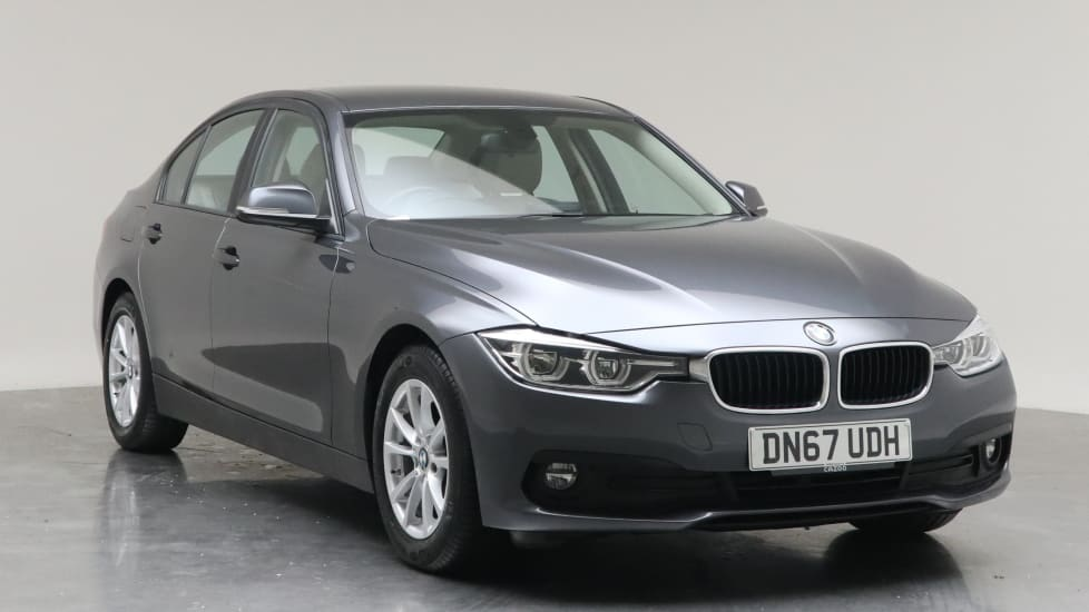 2017 Used BMW 3 Series 2L ED Plus BluePerformance 320d