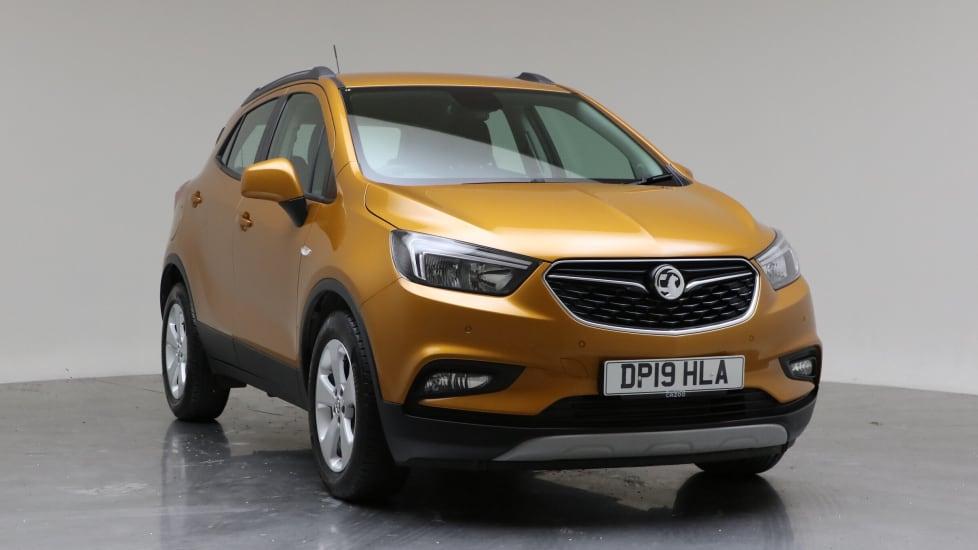 2019 Used Vauxhall Mokka X 1.4L Design Nav ecoTEC i Turbo