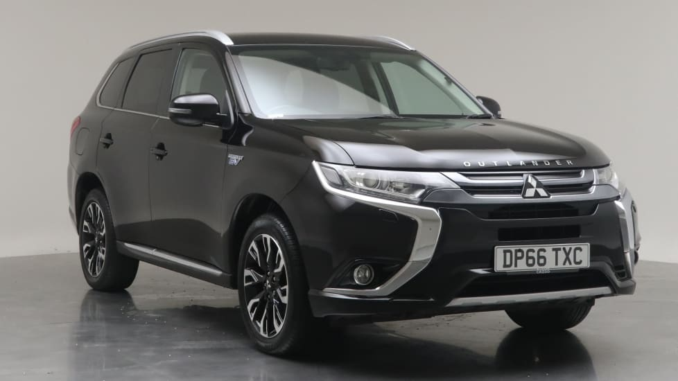 2017 Used Mitsubishi Outlander 2L Juro h