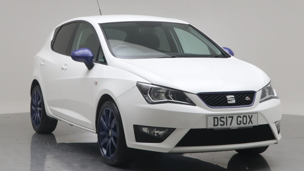 2017 Used Seat Ibiza 1.2L FR Technology TSI