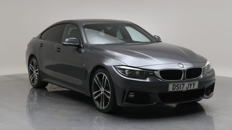 2017 Used BMW 4 Series Gran Coupe 2L M Sport 430i