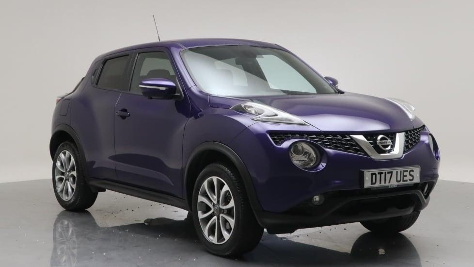 2017 Used Nissan Juke 1.6L Tekna