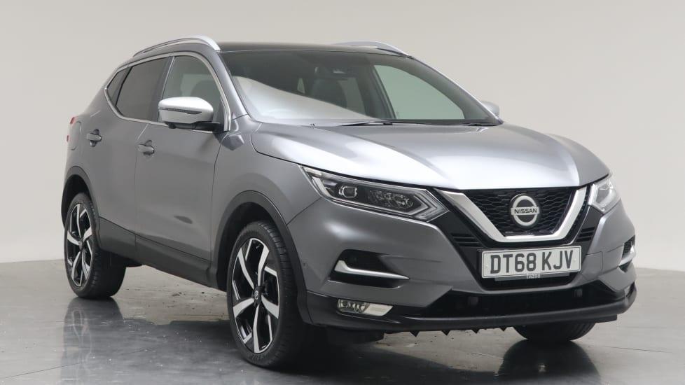 2019 Used Nissan Qashqai 1.5L Tekna+ dCi