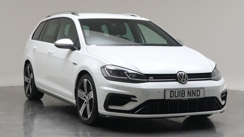 2018 Used Volkswagen Golf 2L R TSI