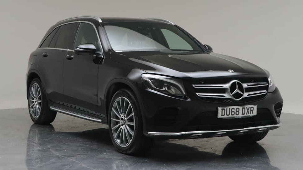 2018 Used Mercedes-Benz GLC Class 3L AMG Line GLC350d V6