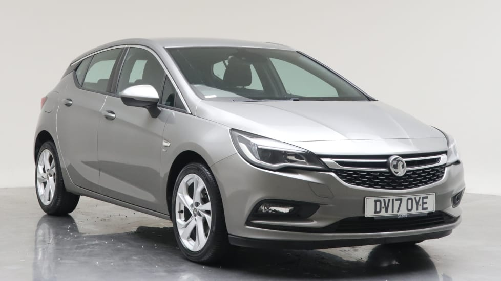2017 Used Vauxhall Astra 1.4L SRi Nav i Turbo