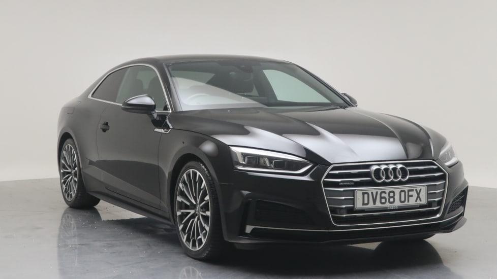 2018 Used Audi A5 2L S line TFSI