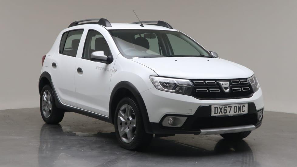 2017 Used Dacia Sandero Stepway 1.5L Ambiance dCi