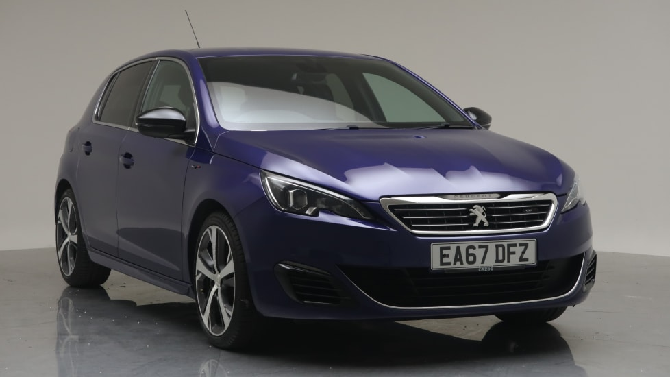 2017 Used Peugeot 308 2L GT BlueHDi