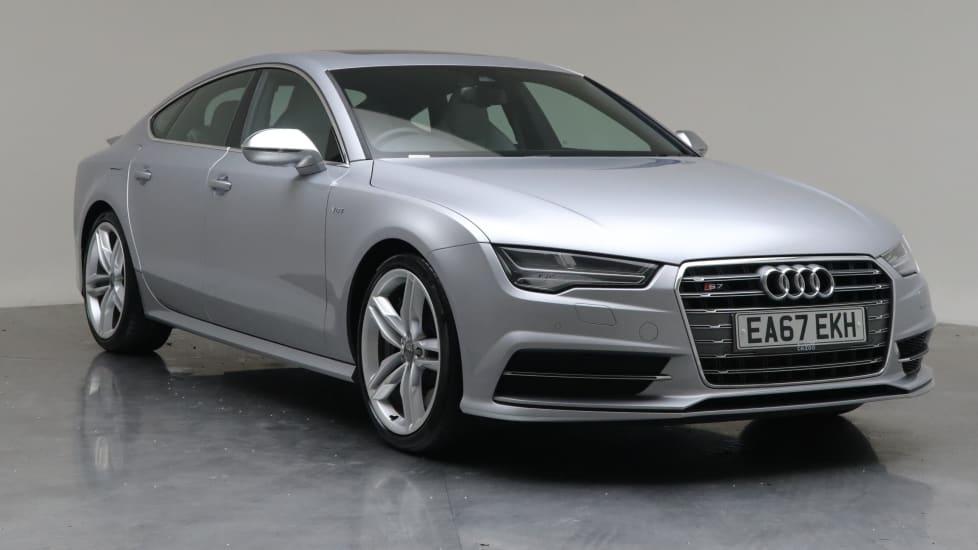 2017 Used Audi S7 4L TFSI V8