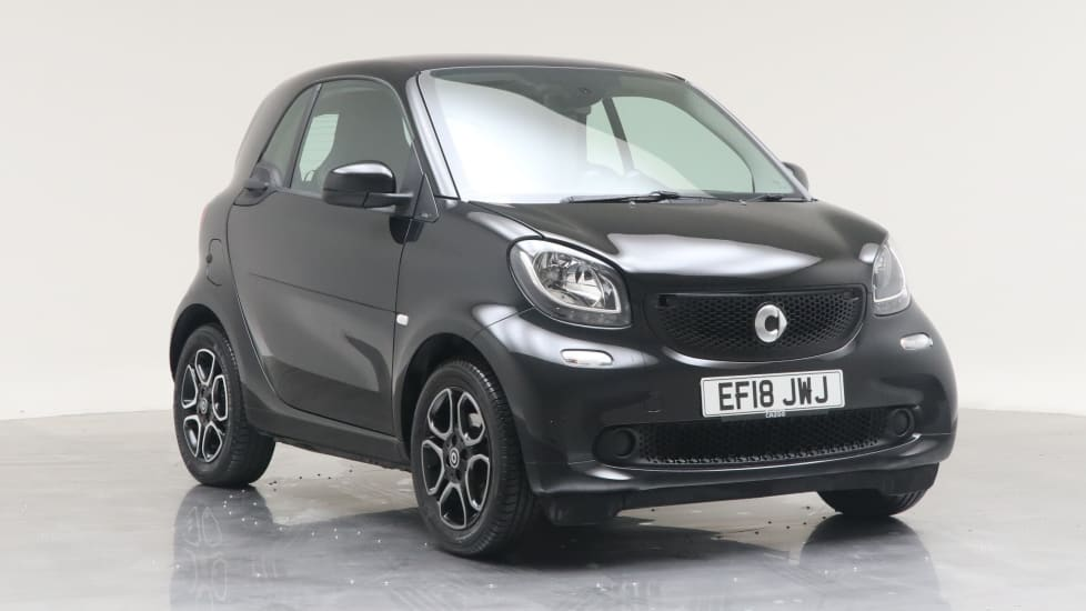 2018 Used Smart fortwo 0.9L Prime T