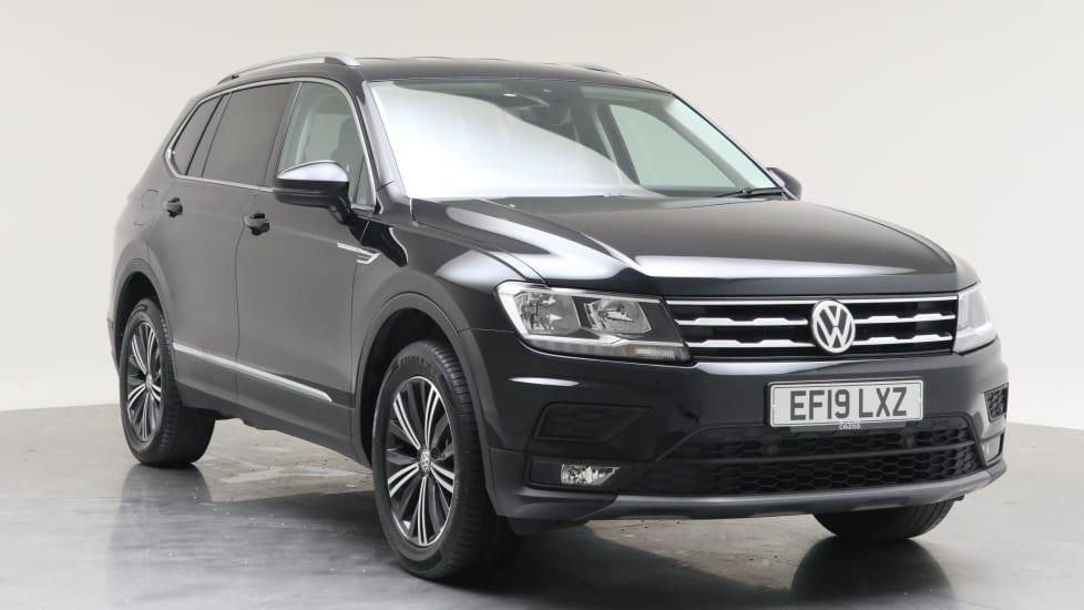 2019 Used Volkswagen Tiguan Allspace 2L SE Nav TDI