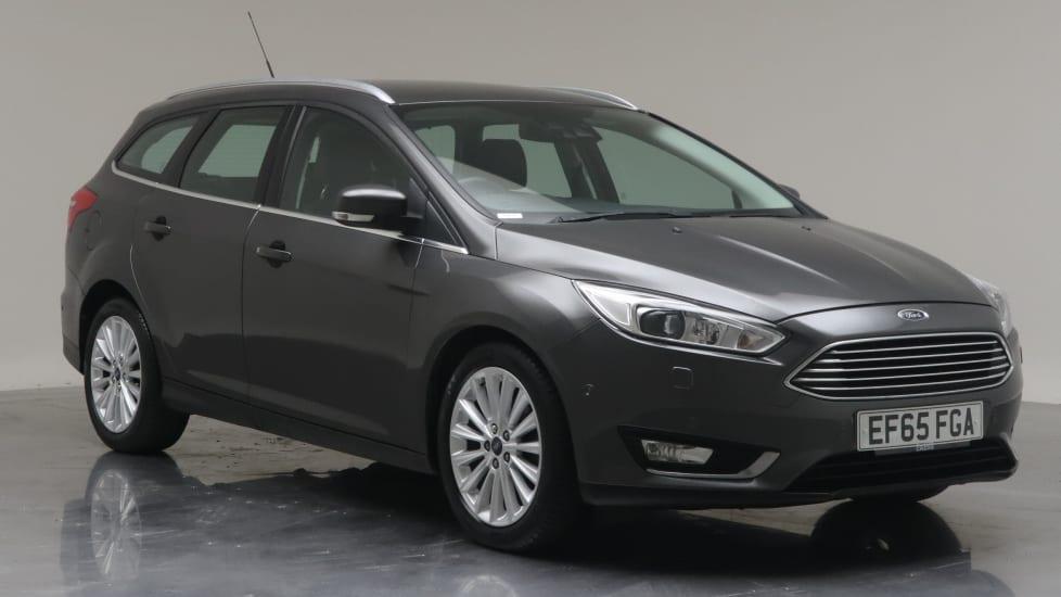2015 Used Ford Focus 1.5L Titanium X TDCi