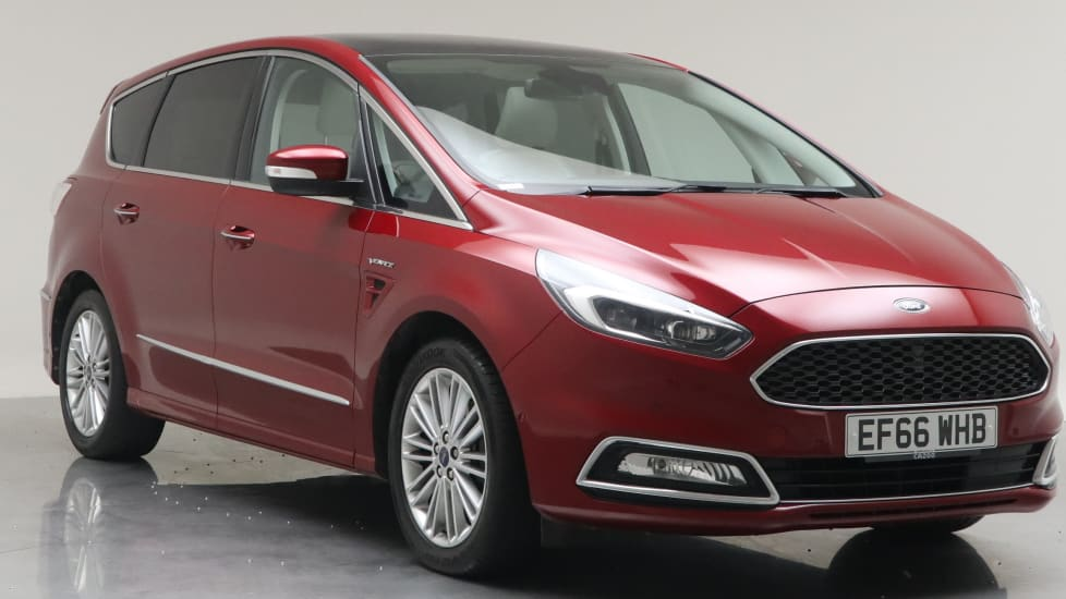 2016 Used Ford S-Max 2L Vignale EcoBoost T