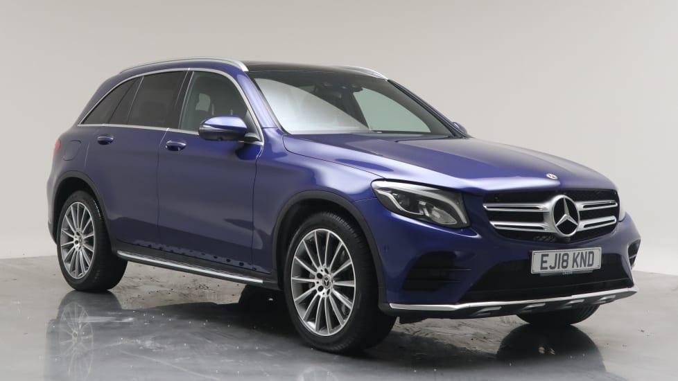 2018 Used Mercedes-Benz GLC Class 2L AMG Line GLC250