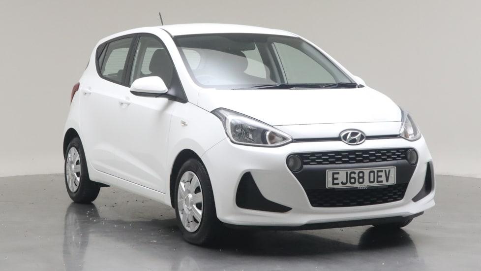 2018 Used Hyundai i10 1L SE
