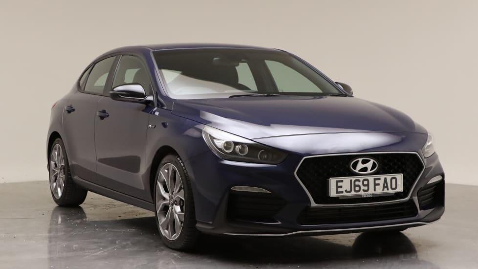 2019 Used Hyundai i30 1.4L N Line + T-GDi
