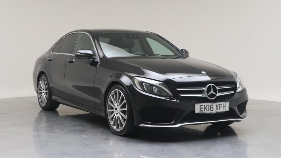 2016 Used Mercedes-Benz C Class 2.1L AMG Line C300dh