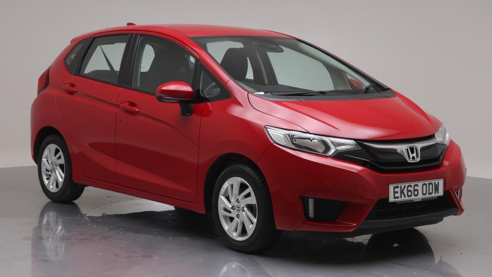 2016 Used Honda Jazz 1.3L SE i-VTEC