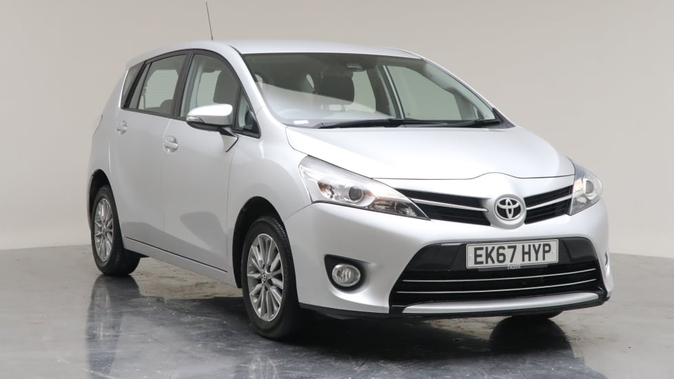 2017 Used Toyota Verso 1.8L Icon V-matic