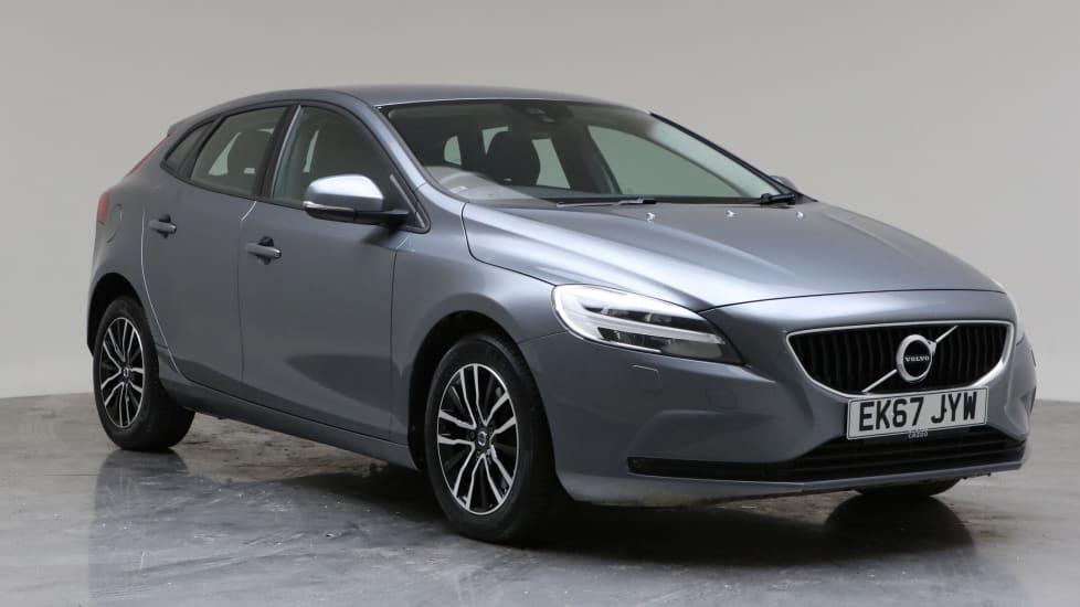 2017 Used Volvo V40 2L Momentum Nav Plus T2