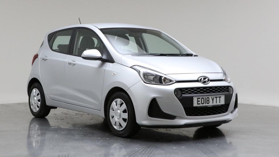 2018 Used Hyundai i10 1.2L SE