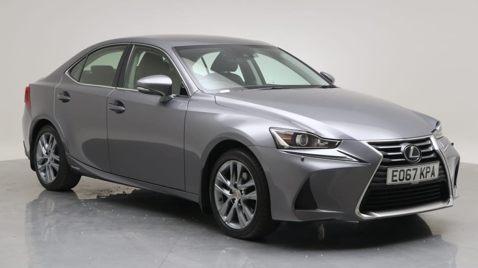 2017 Used Lexus IS 300 2.5L Advance