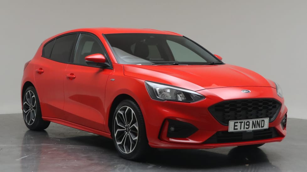 2019 Used Ford Focus 1.5L ST-Line X EcoBoost T