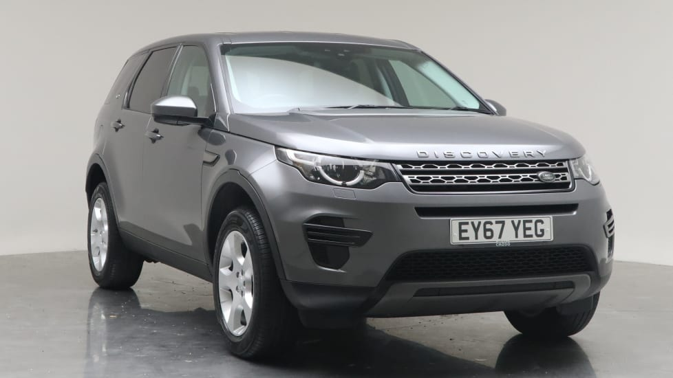 2017 Used Land Rover Discovery Sport 2L SE TD4