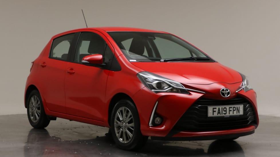 2019 Used Toyota Yaris 1.5L Icon VVT-i