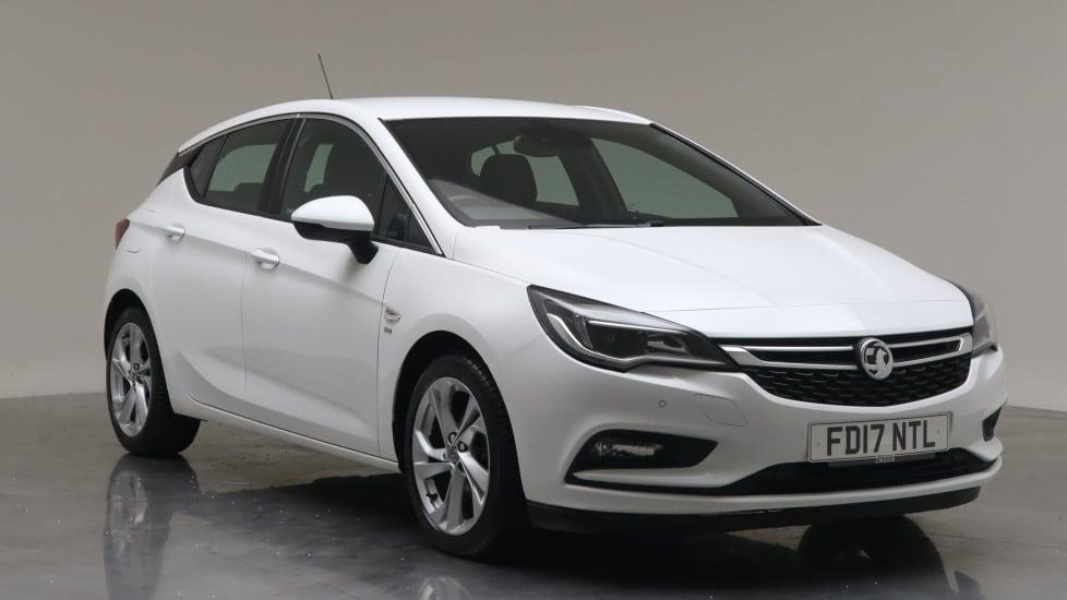 2017 Used Vauxhall Astra 1.6L SRi ecoFLEX CDTi