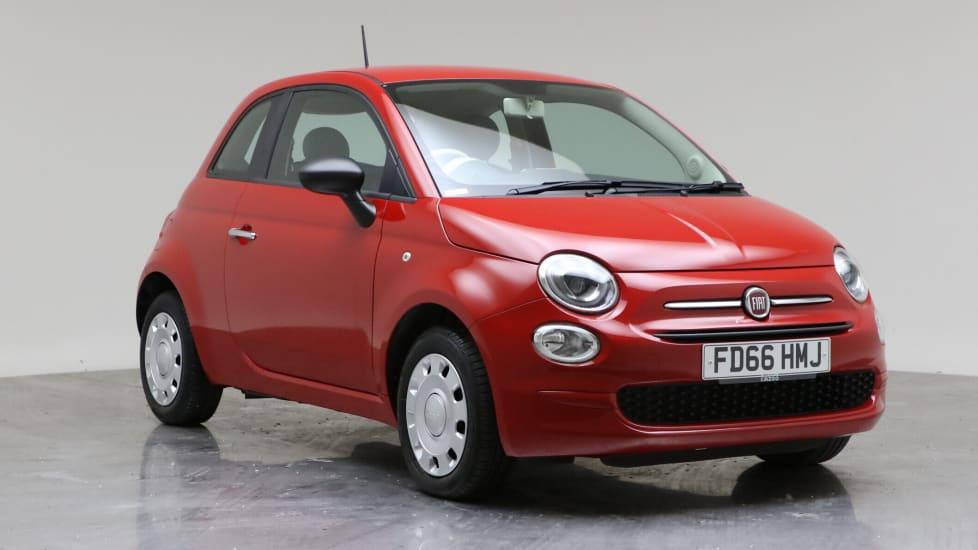 2016 Used Fiat 500 1.2L Pop 8V