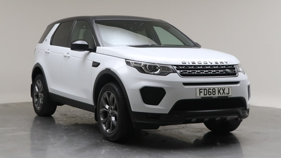 2018 Used Land Rover Discovery Sport 2L Landmark TD4