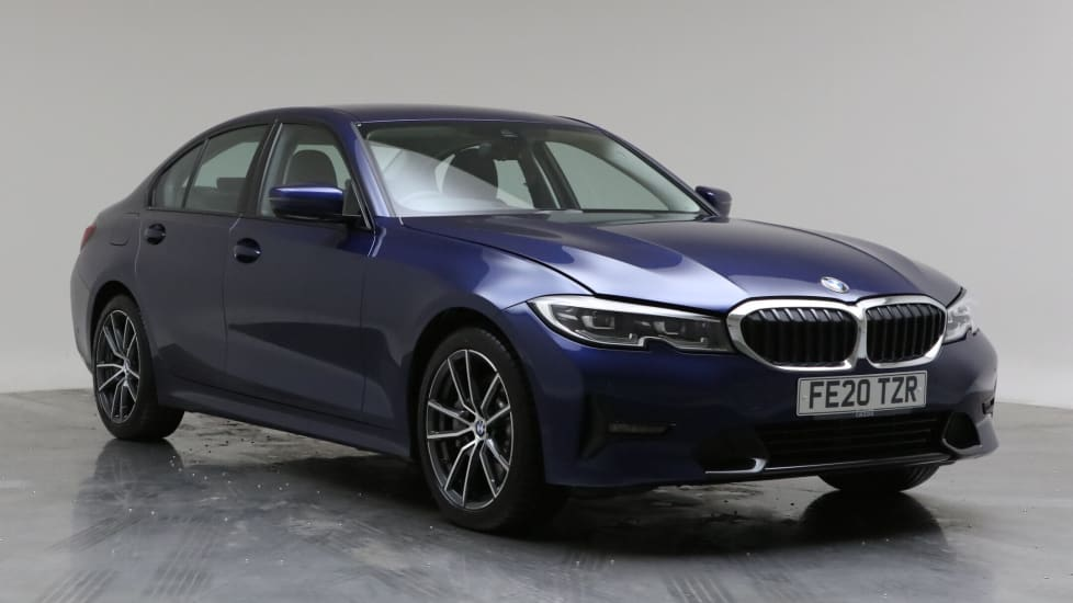 2020 Used BMW 3 Series 2L Sport 330i