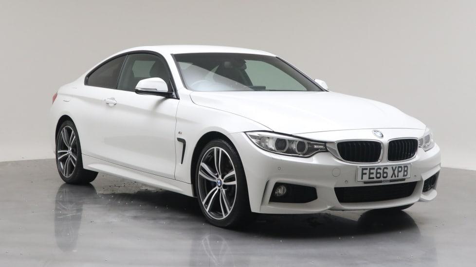 2016 Used BMW 4 Series 3L M Sport 430d