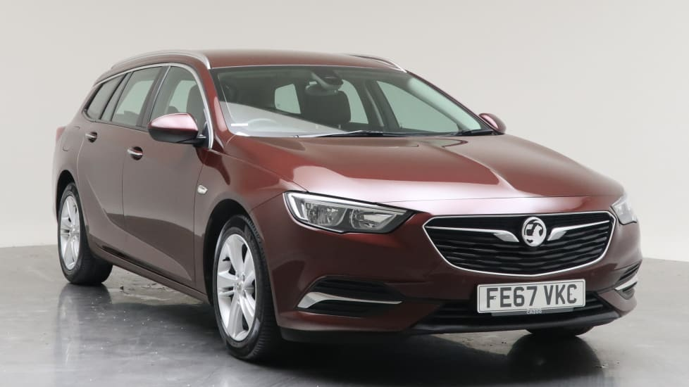 2017 Used Vauxhall Insignia 1.6L Tech Line Nav ecoTEC BlueInjection Turbo D