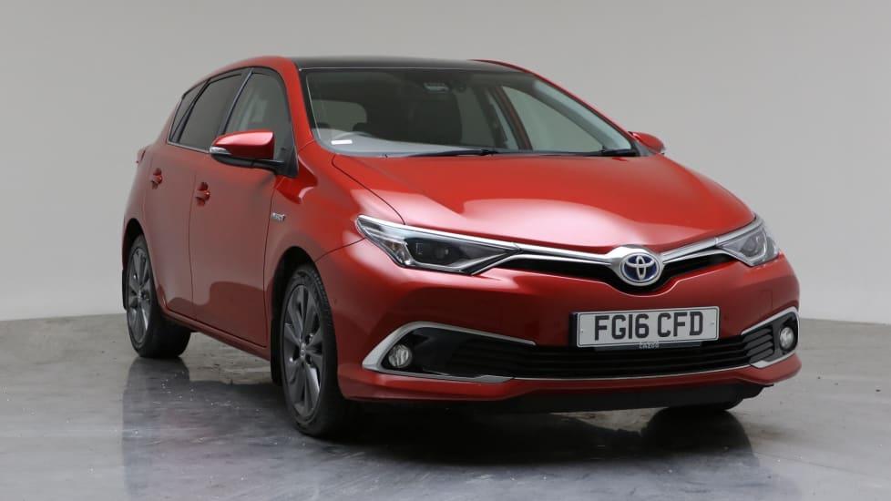 2016 Used Toyota Auris 1.8L Excel VVT-h