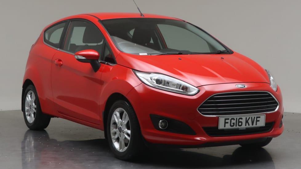 2016 Used Ford Fiesta 1L Zetec EcoBoost T