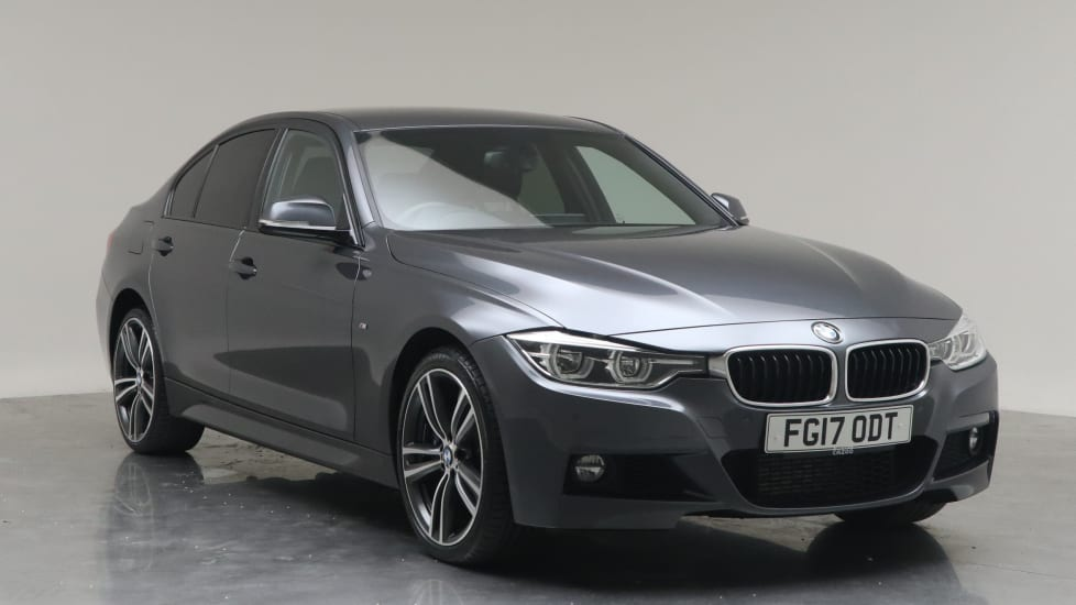 2017 Used BMW 3 Series 3L M Sport 335d