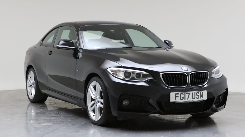 2017 Used BMW 2 Series 2L M Sport 218d