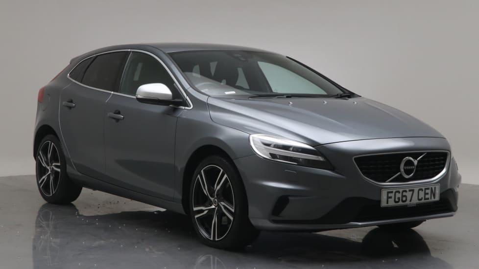 2017 Used Volvo V40 2L R-Design Pro T2