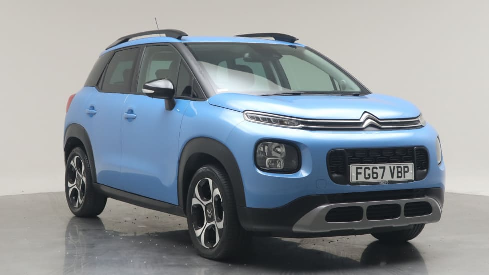 2017 Used Citroen C3 Aircross 1.2L Feel PureTech