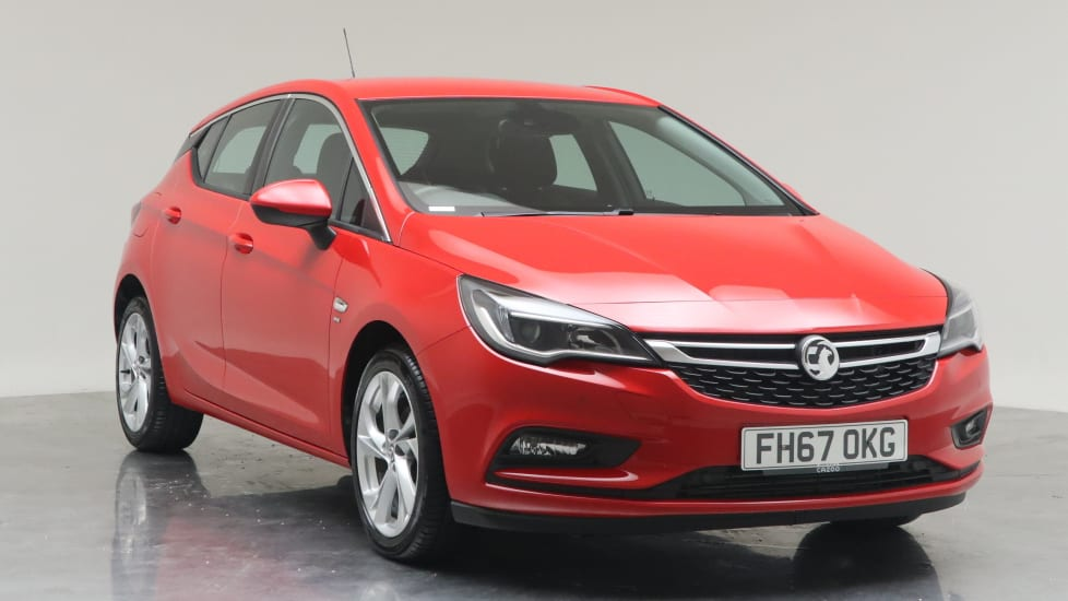 2018 Used Vauxhall Astra 1.4L SRi i Turbo