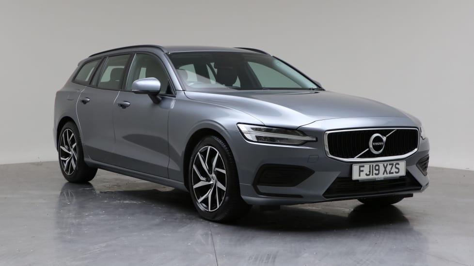 2019 Used Volvo V60 2L Momentum T5